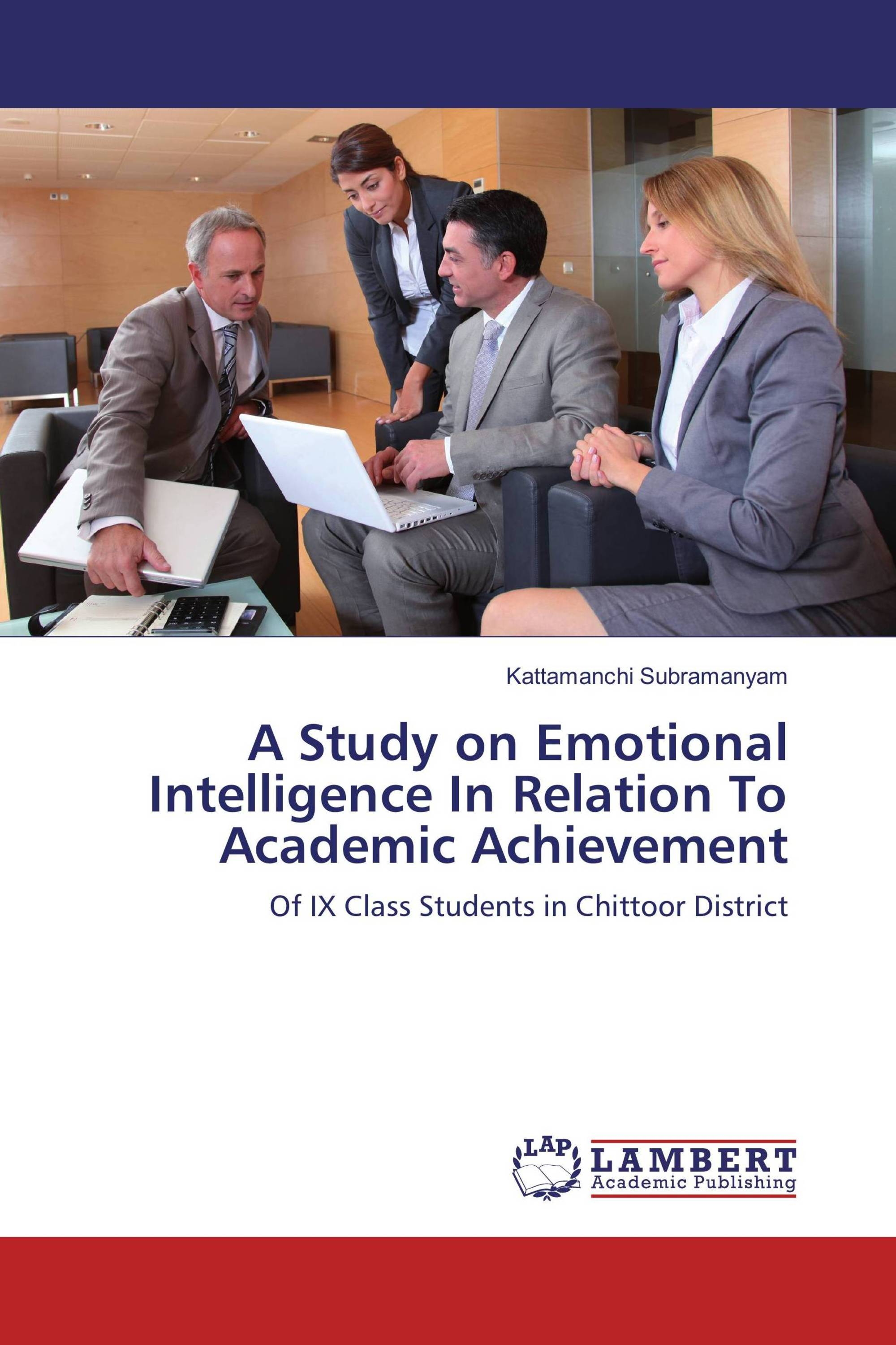 a study on emotional intelligence Present paper is to explore the relationship between emotional intelligence and effective leadership to evaluate the tendency of emotional control of the working class both male and female at a managerial level in a private and public sector of pakistan mainly banking sector.