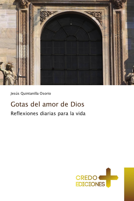 Gotas del amor de Dios
