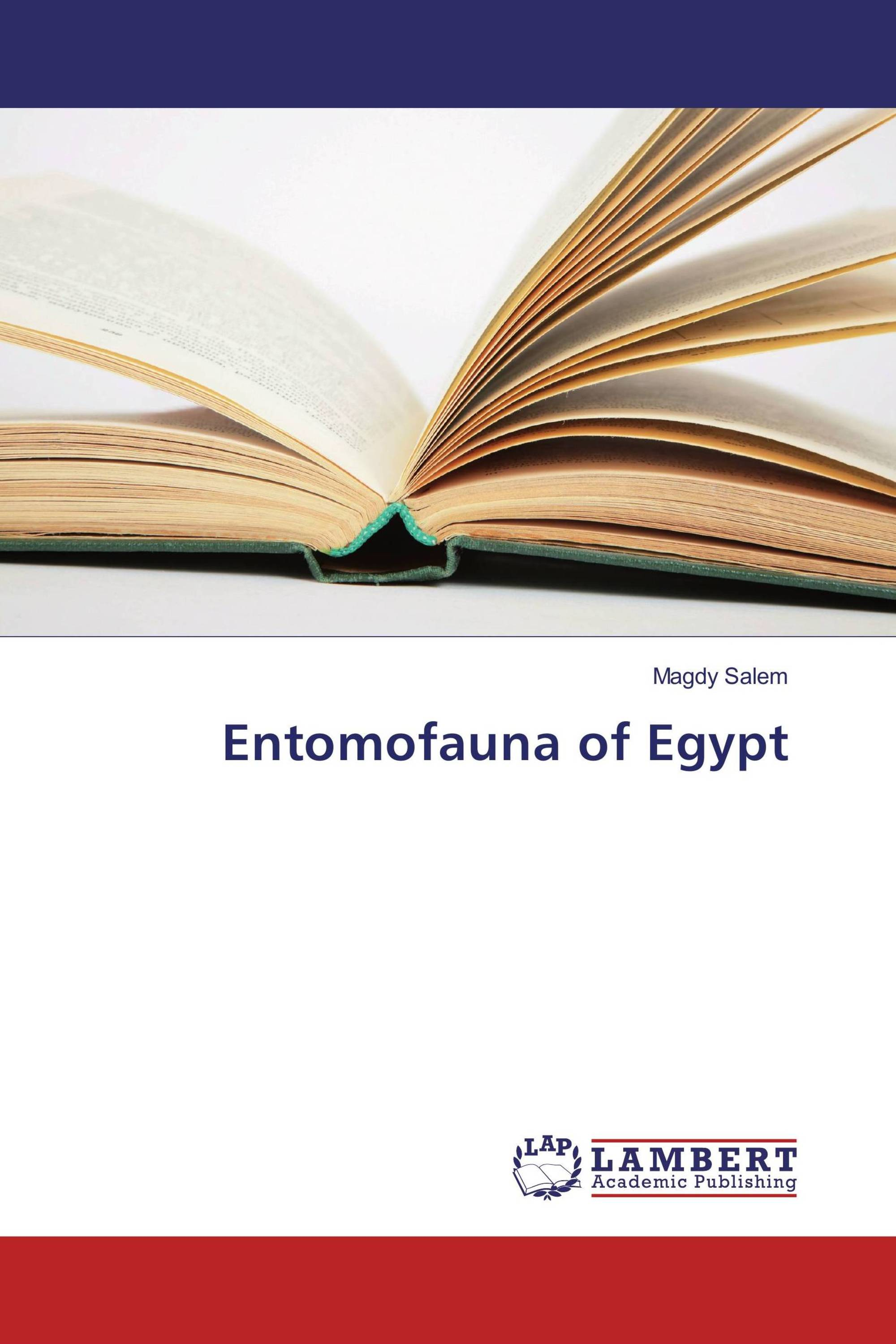 Entomofauna of Egypt