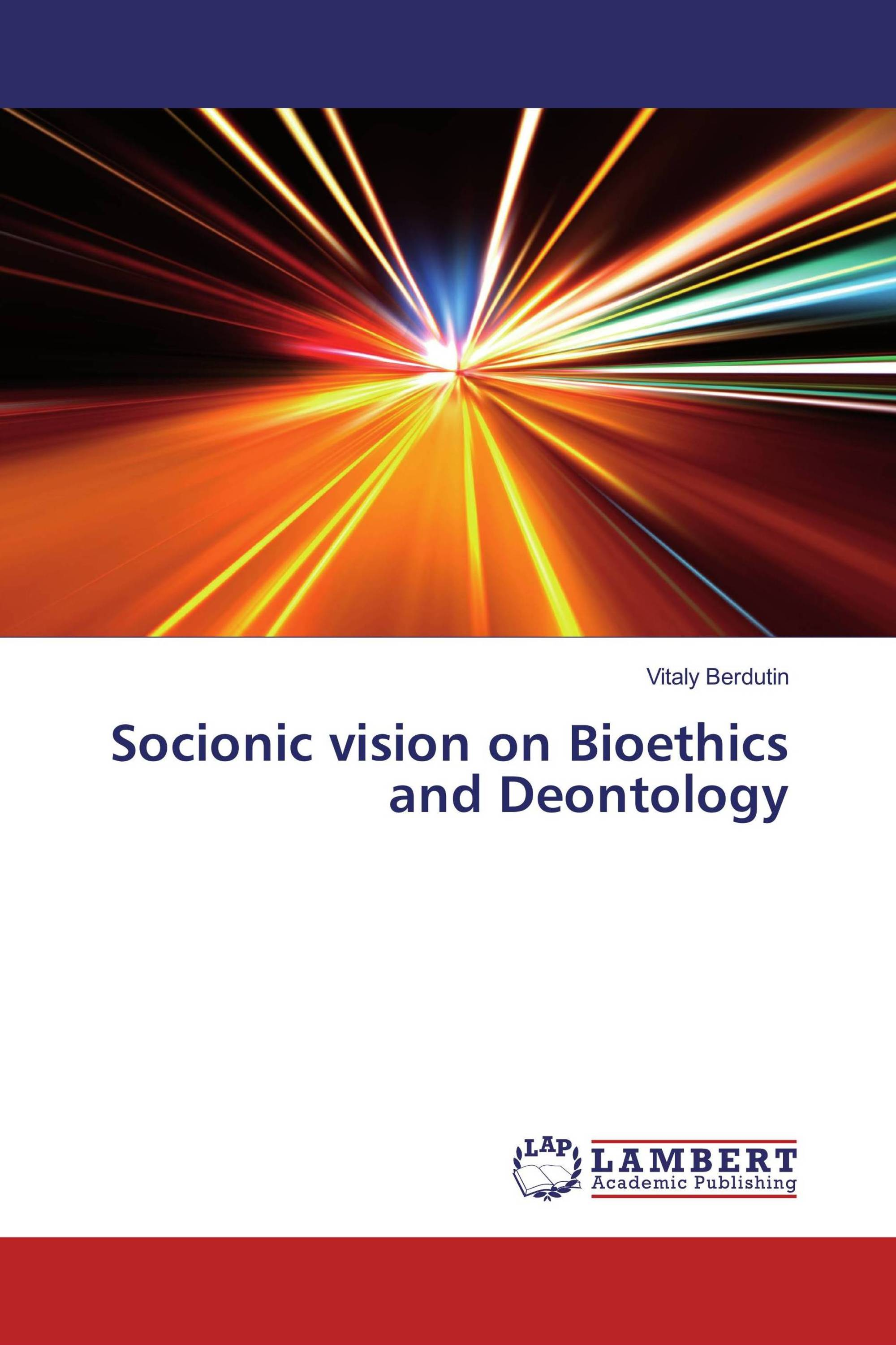 Socionic vision on Bioethics and Deontology