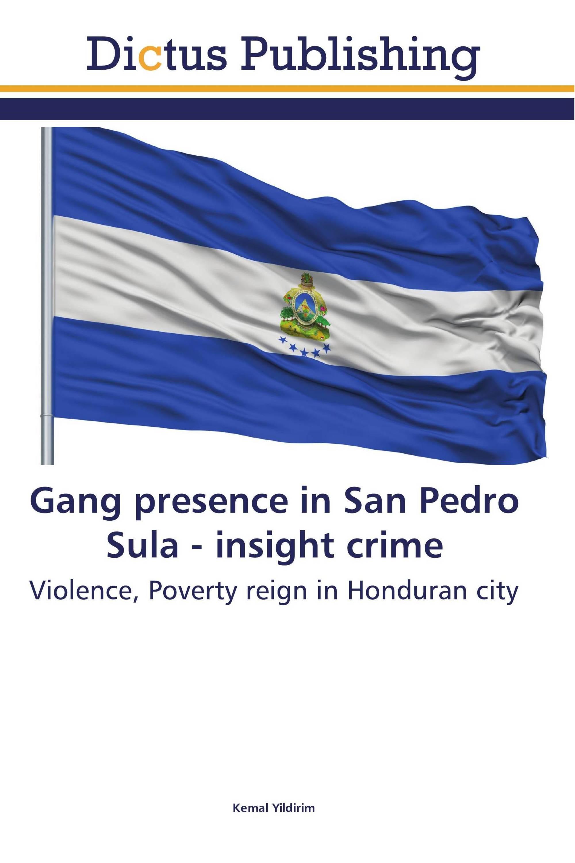 Gang presence in San Pedro Sula - insight crime