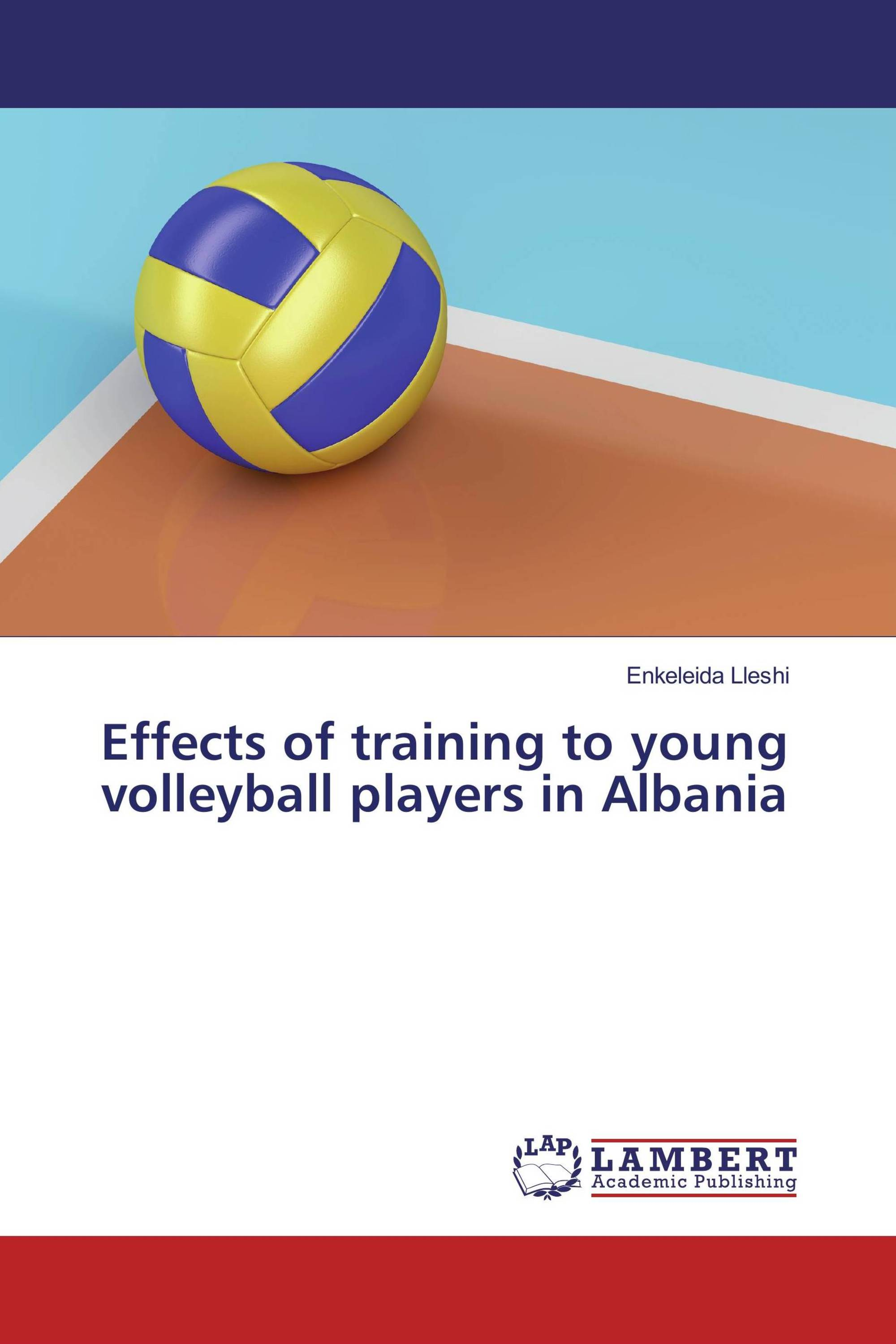 Effects of training to young volleyball players in Albania