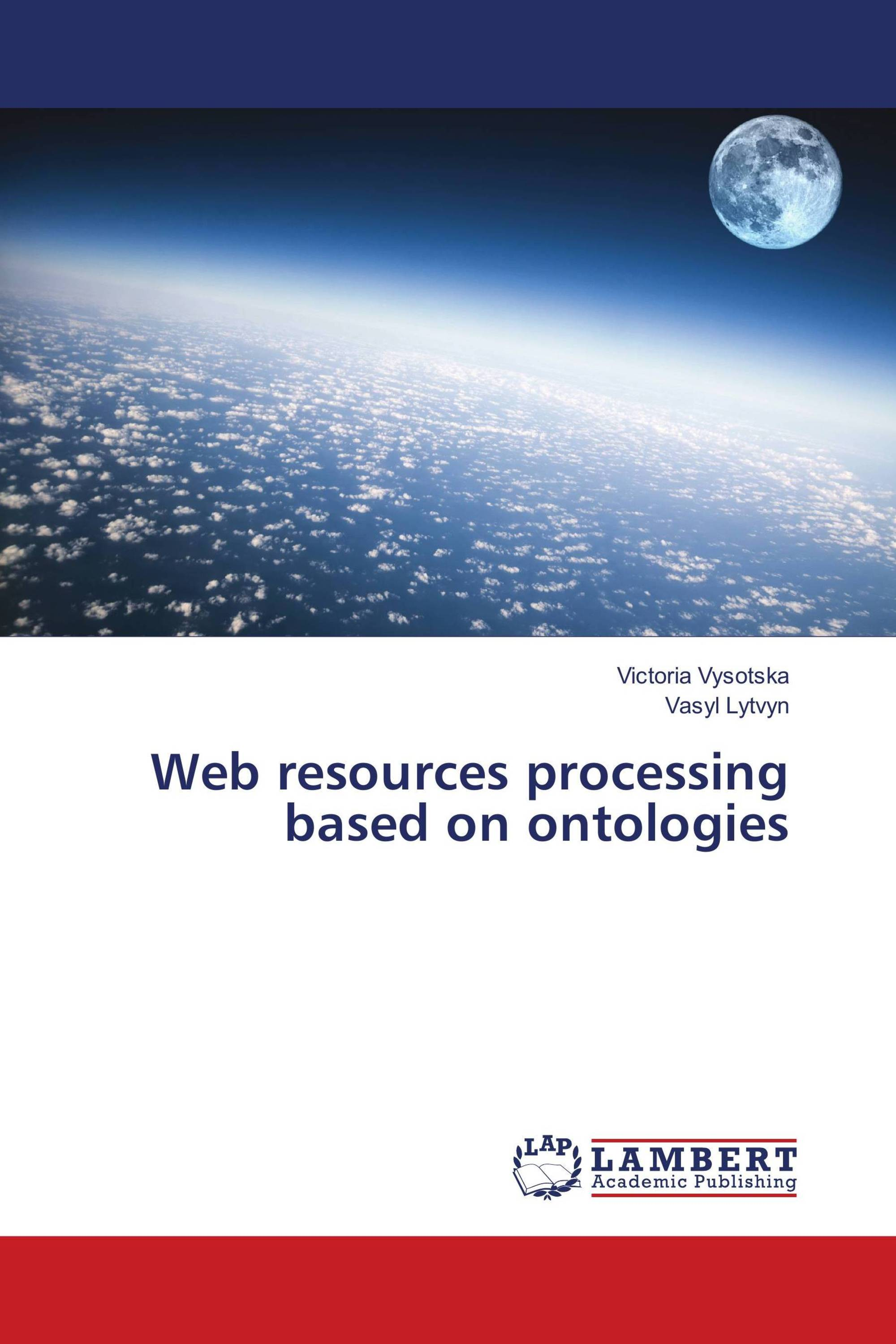Web resources processing based on ontologies