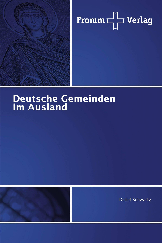 Deutsche Gemeinden im Ausland