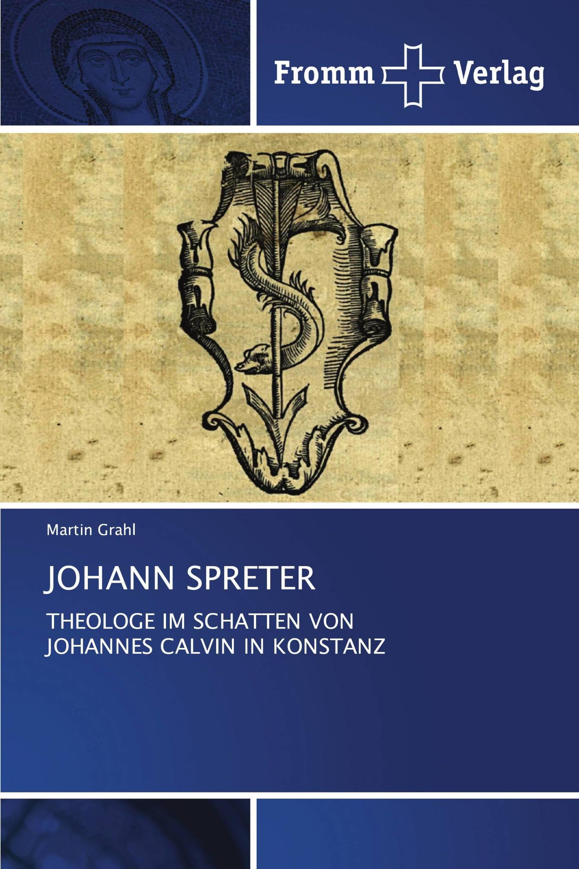 JOHANN SPRETER