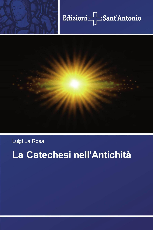 La Catechesi nell'Antichità
