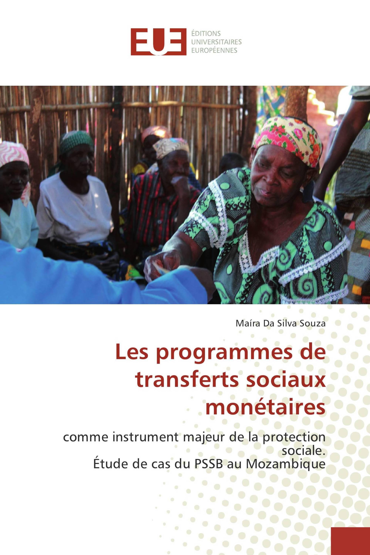 Les programmes de transferts sociaux monétaires