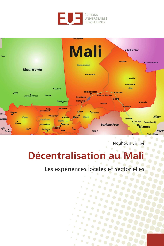 Décentralisation au Mali