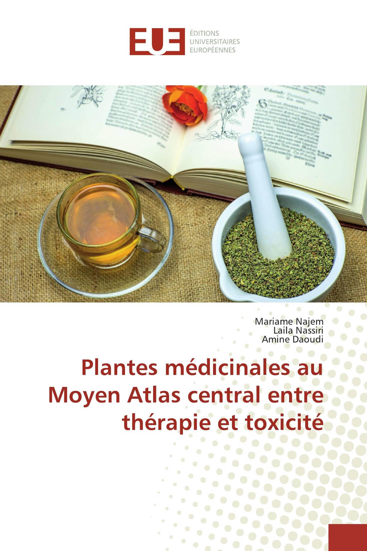 Plantes médicinales au Moyen Atlas central entre thérapie et toxicité
