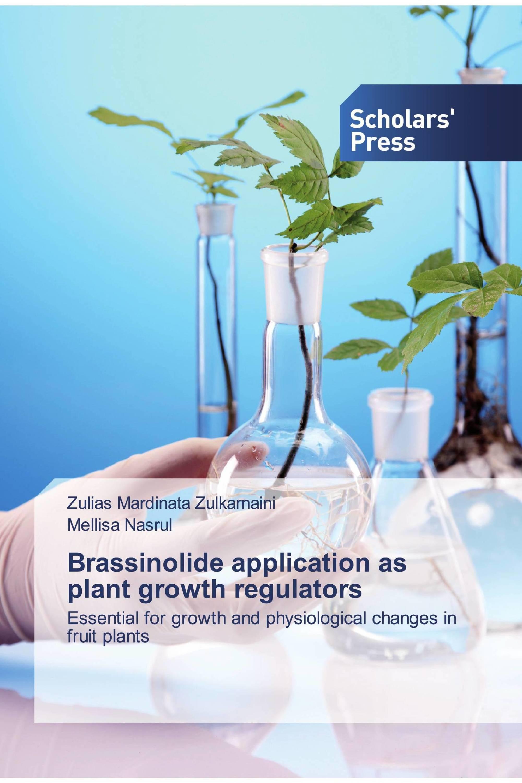 Brassinolide application as plant growth regulators