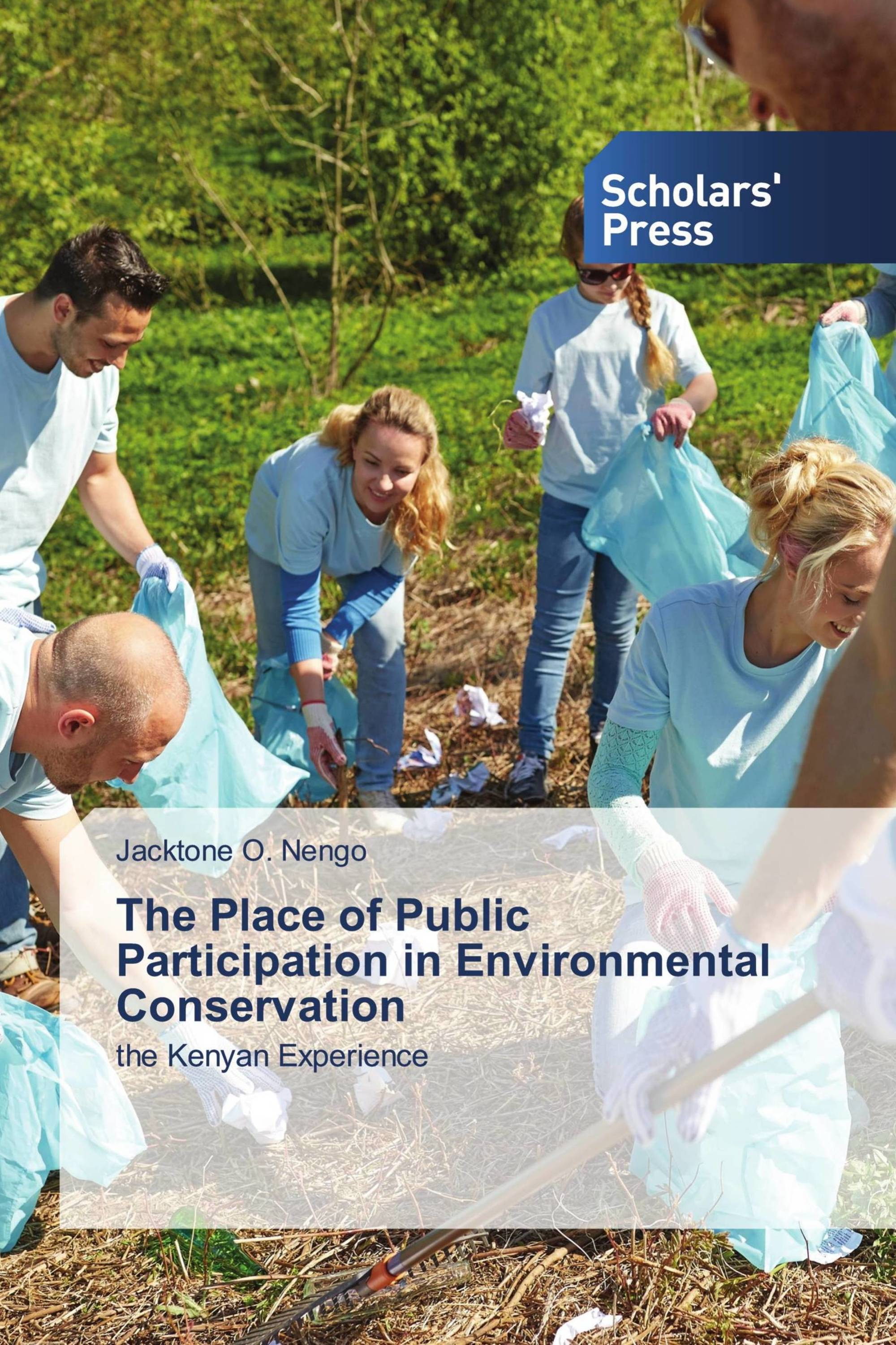 The Place of Public Participation in Environmental Conservation