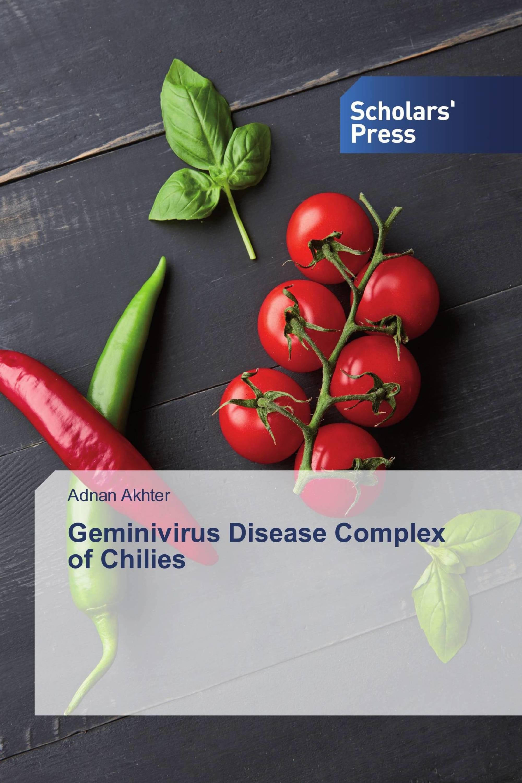 Geminivirus Disease Complex of Chilies