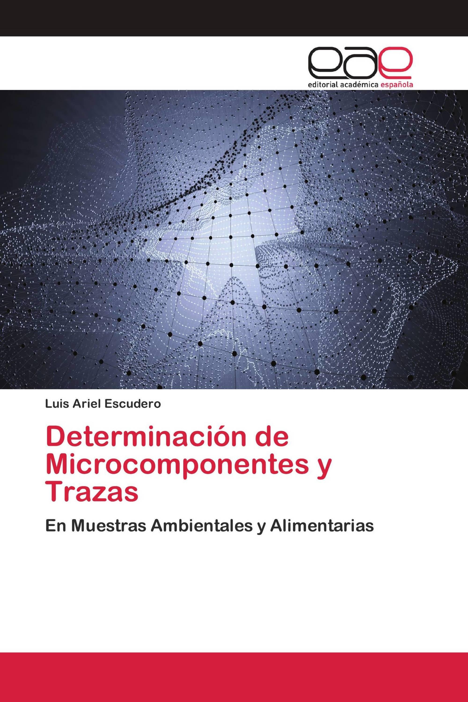 Determinación de Microcomponentes y Trazas