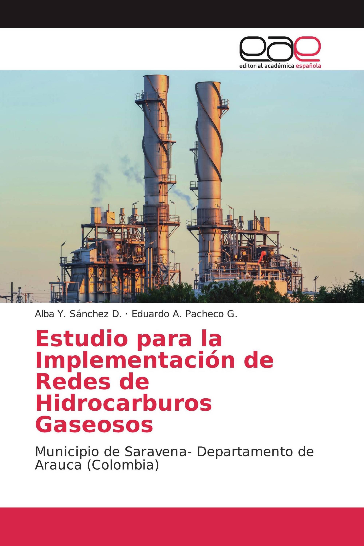 Estudio para la Implementación de Redes de Hidrocarburos Gaseosos