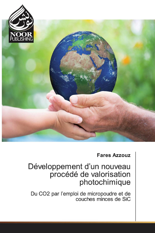 Développement d'un nouveau procédé de valorisation photochimique