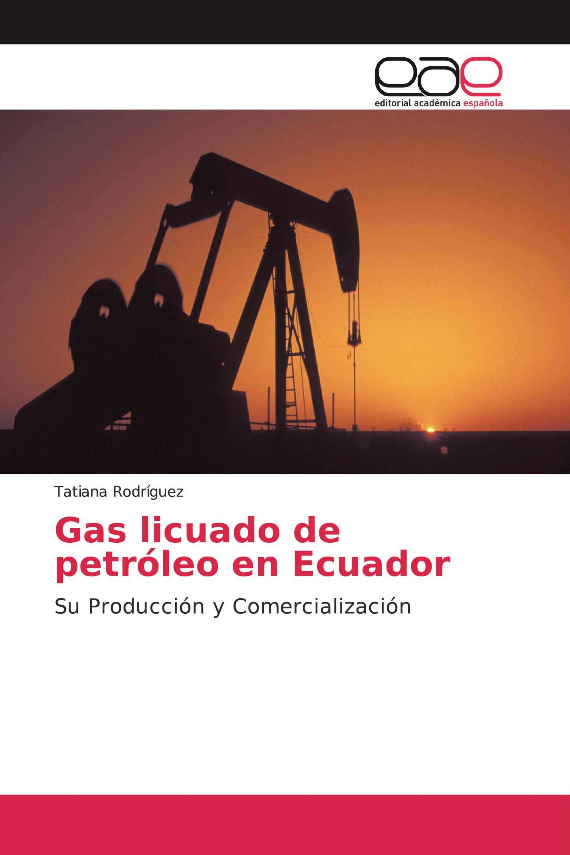 Gas licuado de petróleo en Ecuador