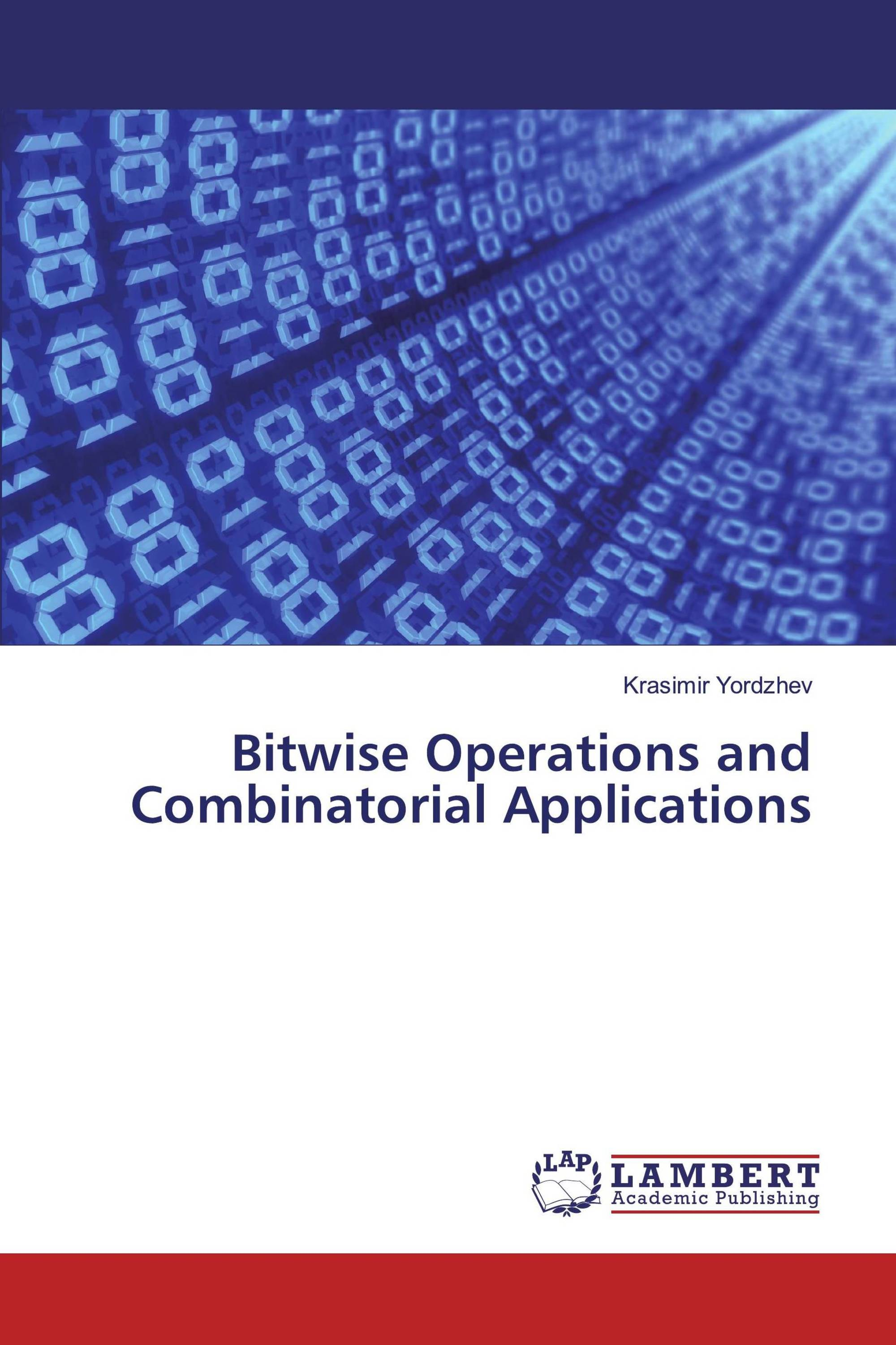 Bitwise Operations and Combinatorial Applications / 978-613