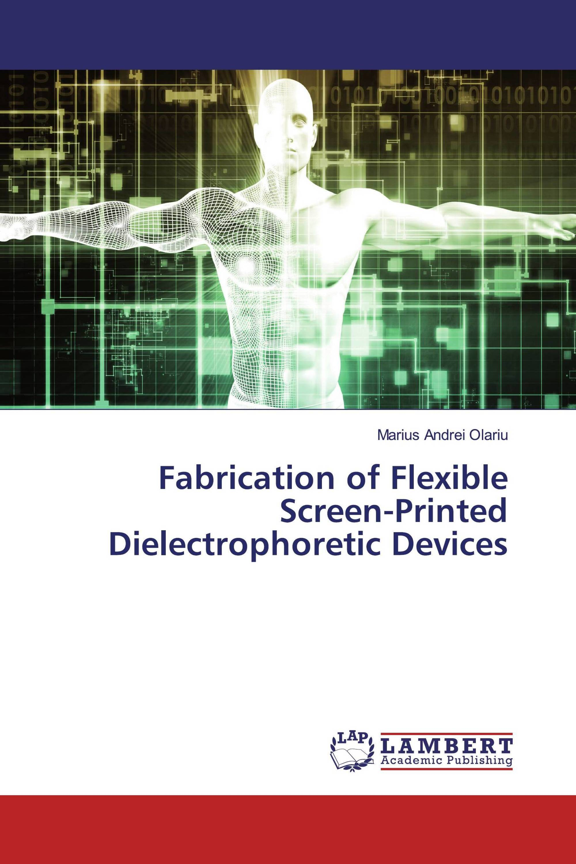 Fabrication of Flexible Screen-Printed Dielectrophoretic Devices