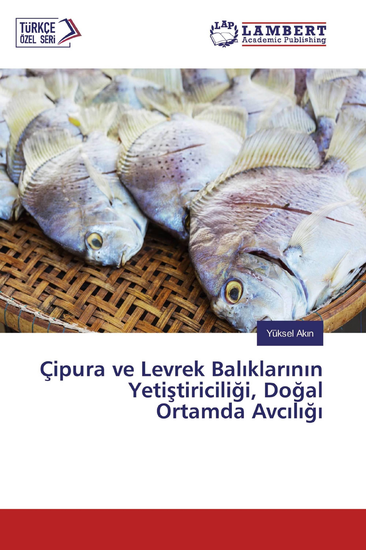 Çipura ve Levrek Balıklarının Yetiştiriciliği, Doğal Ortamda Avcılığı