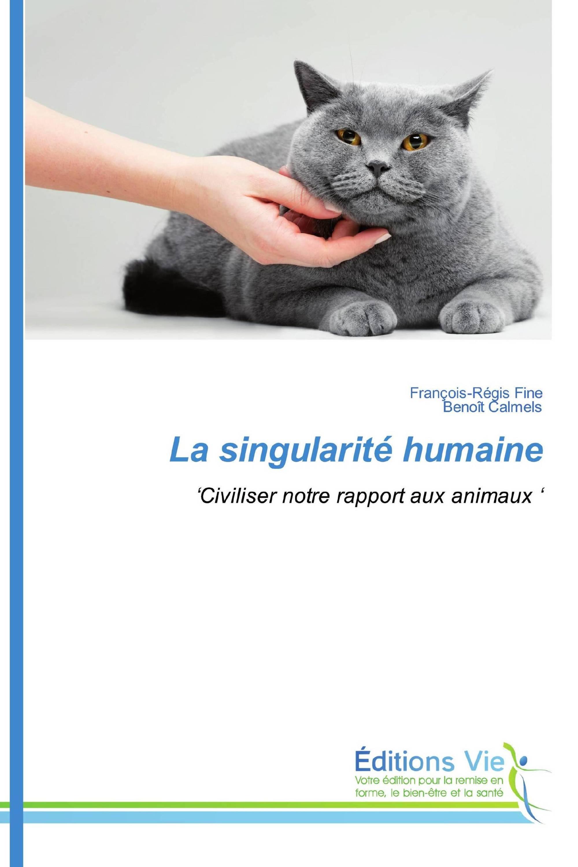 La singularité humaine