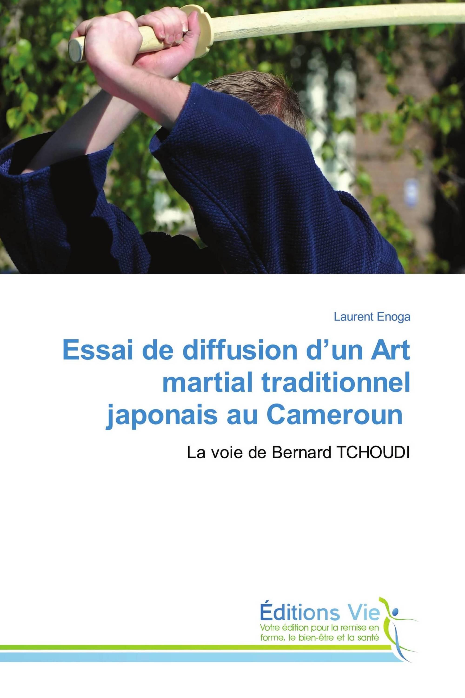 Essai de diffusion d'un Art martial traditionnel japonais au Cameroun