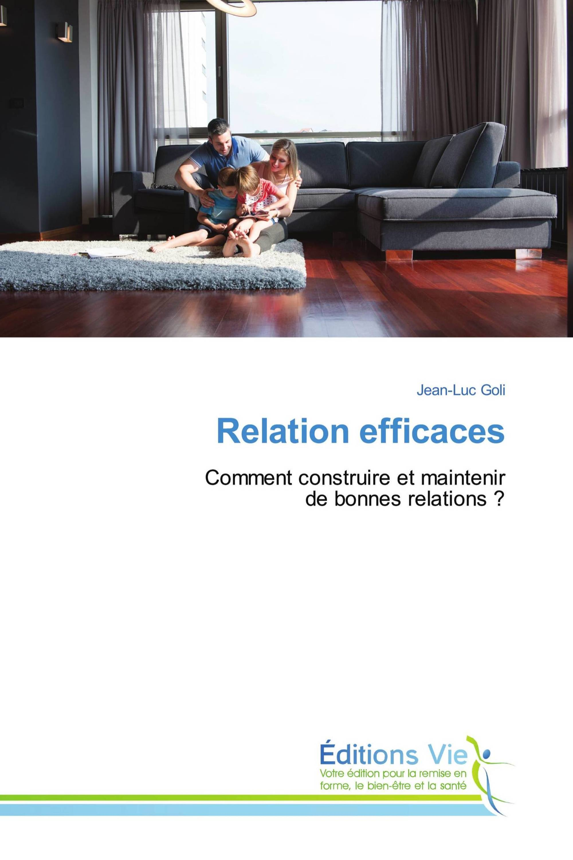 Relation efficaces