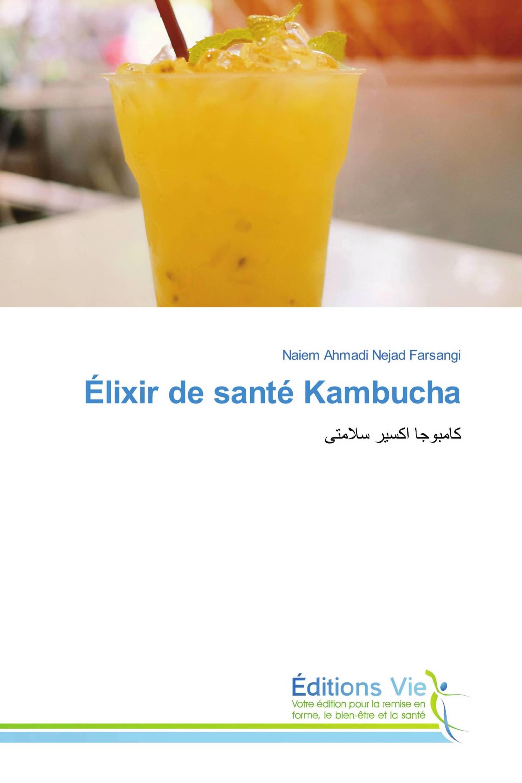 Élixir de santé Kambucha
