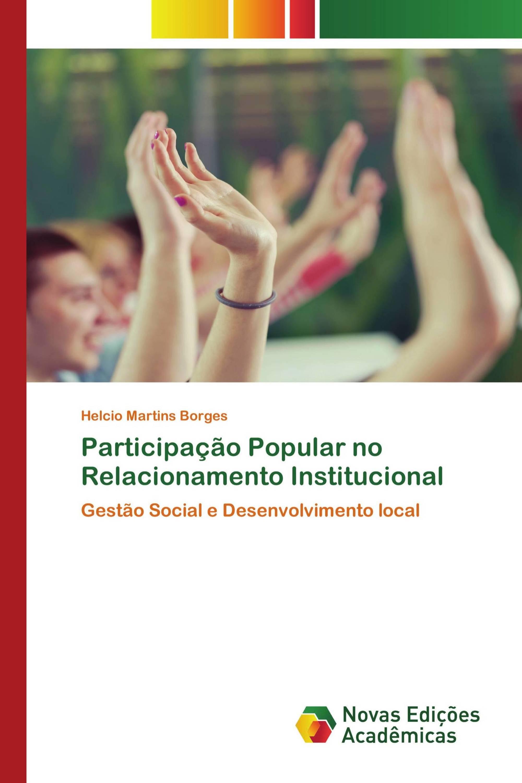 Participação Popular no Relacionamento Institucional
