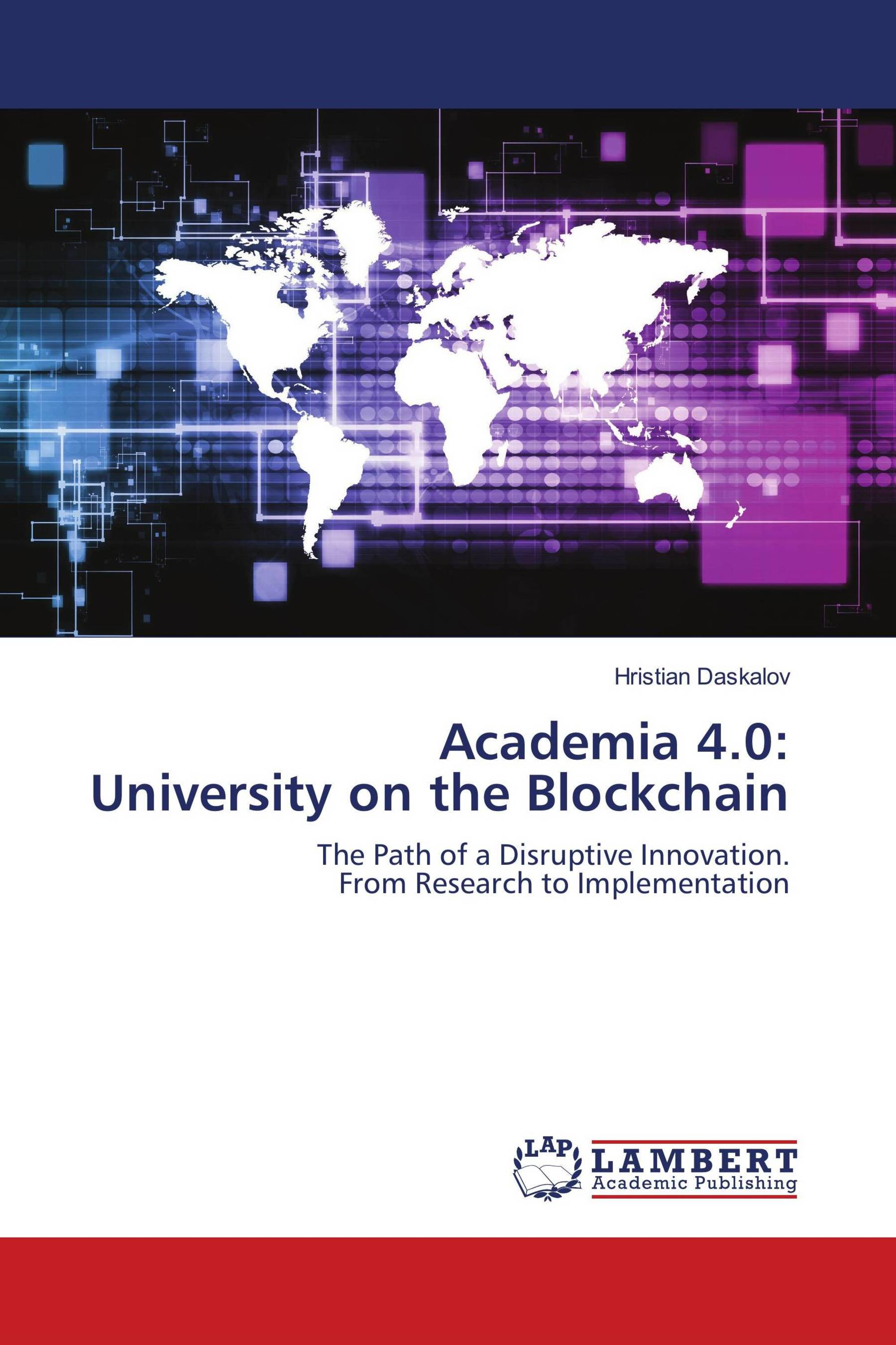 Academia 4.0: University on the Blockchain
