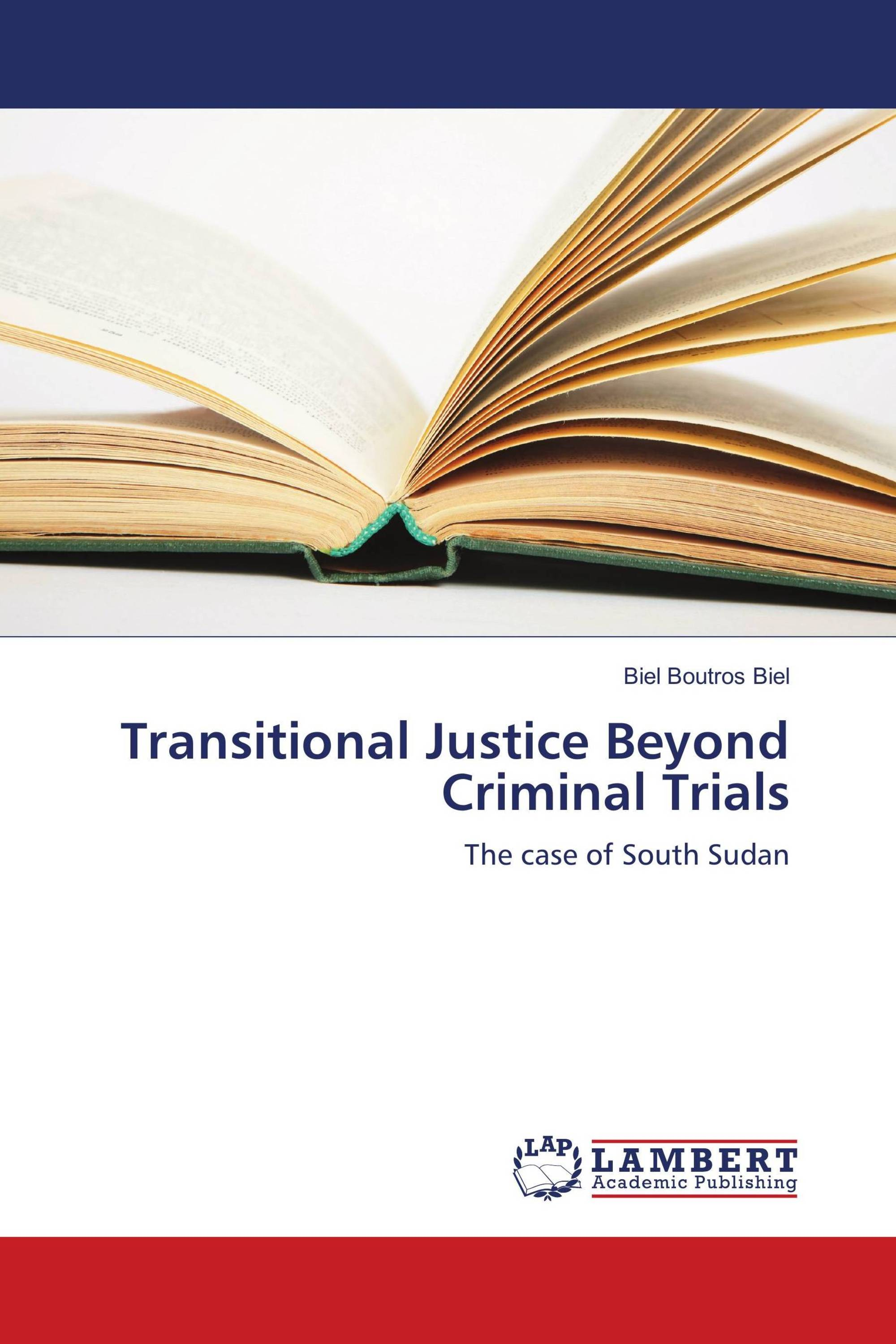 Transitional Justice Beyond Criminal Trials
