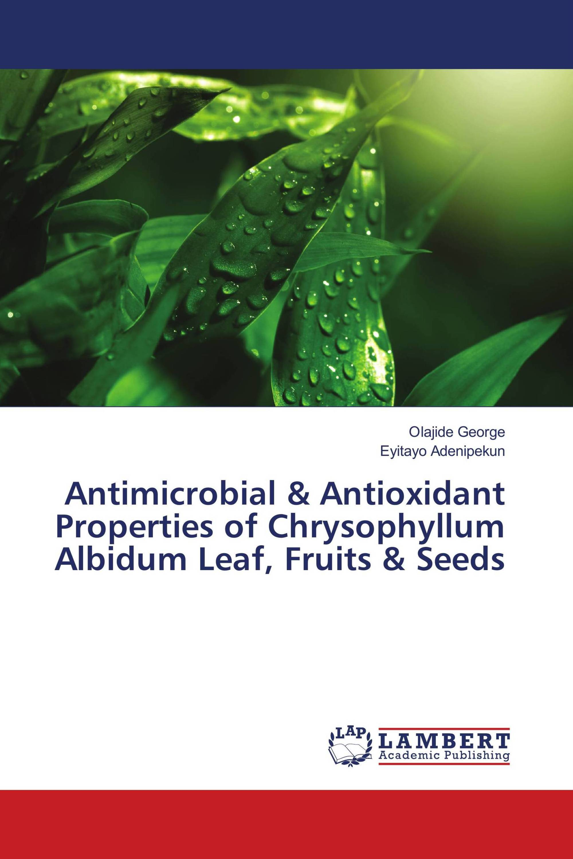 antioxidant potential of plant extracts