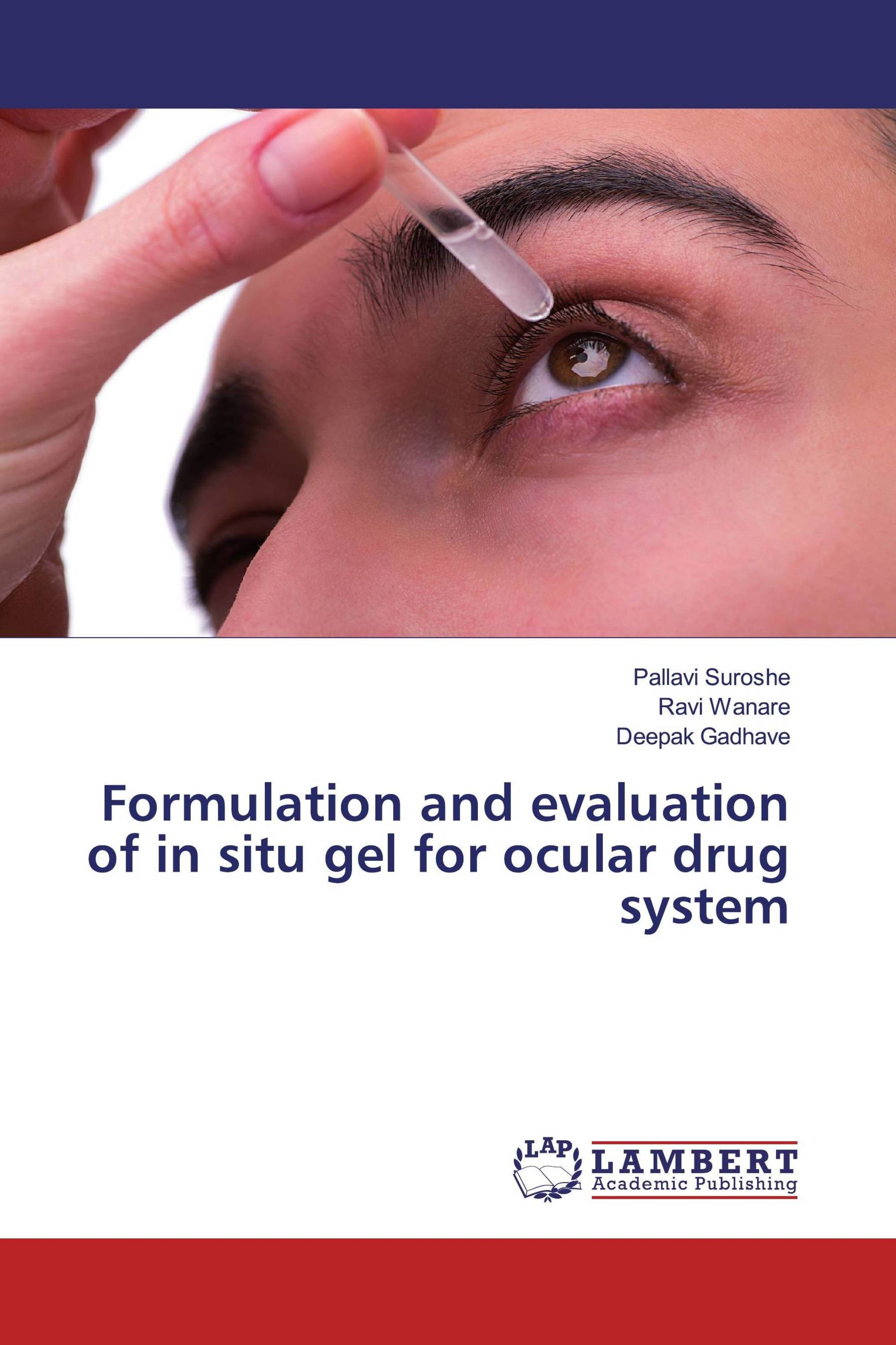 Formulation and evaluation of in situ gel for ocular drug