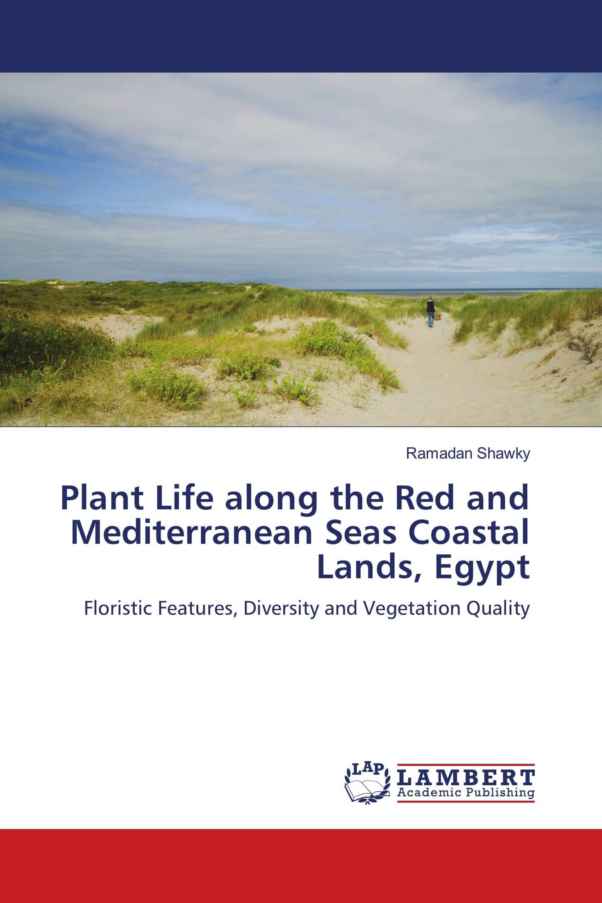 Plant Life along the Red and Mediterranean Seas Coastal Lands, Egypt