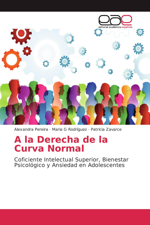 A la Derecha de la Curva Normal