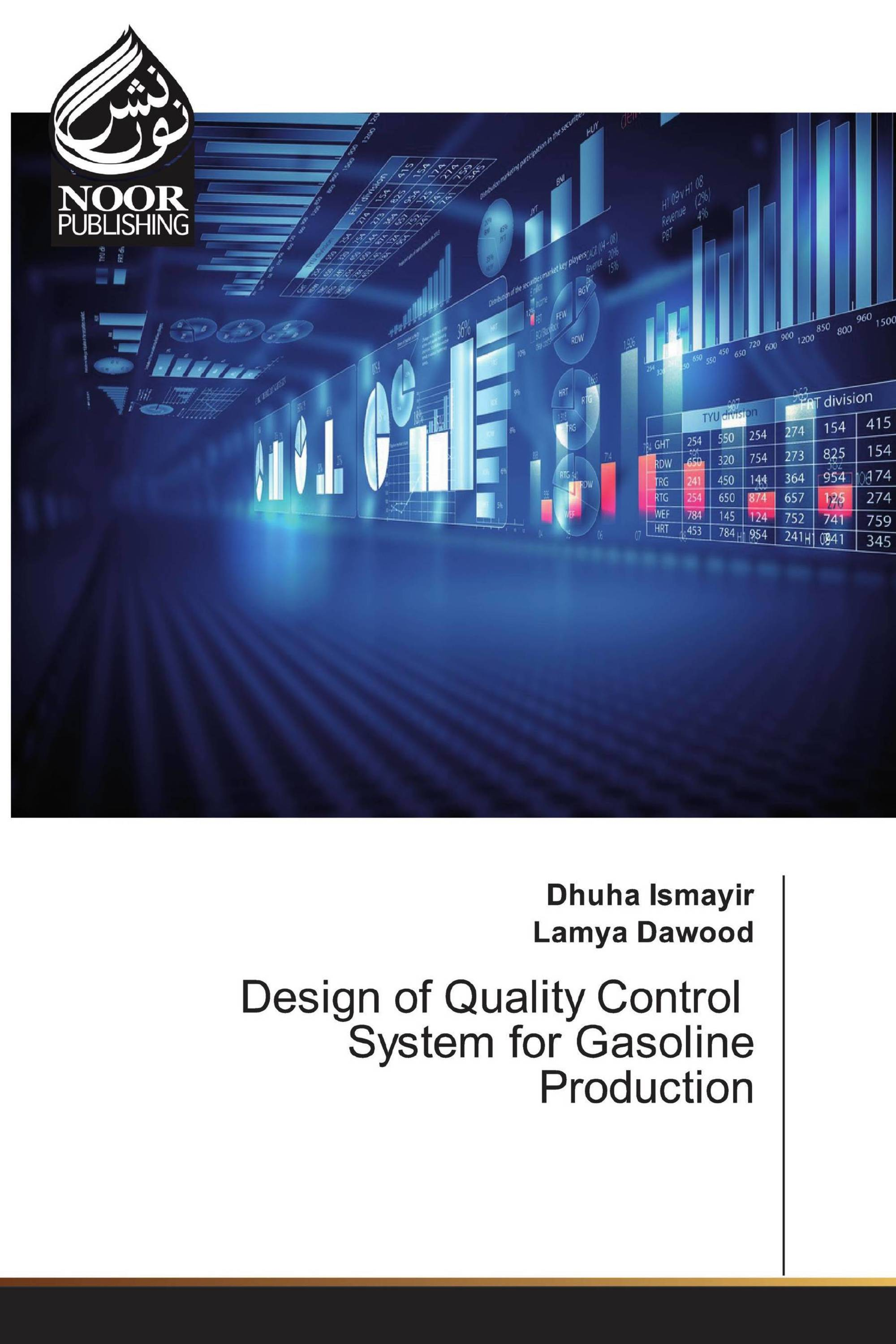 Design Of Quality Control System For Gasoline Production 978 620 0 06631 2 9786200066312 6200066310