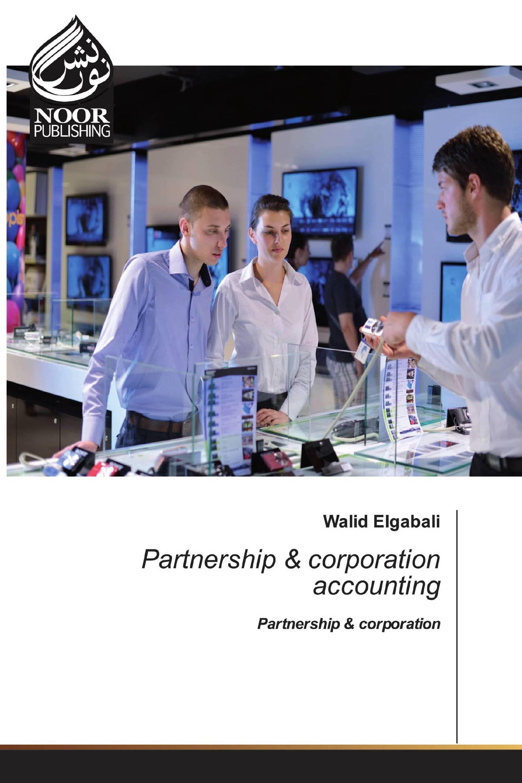 Partnership & corporation accounting