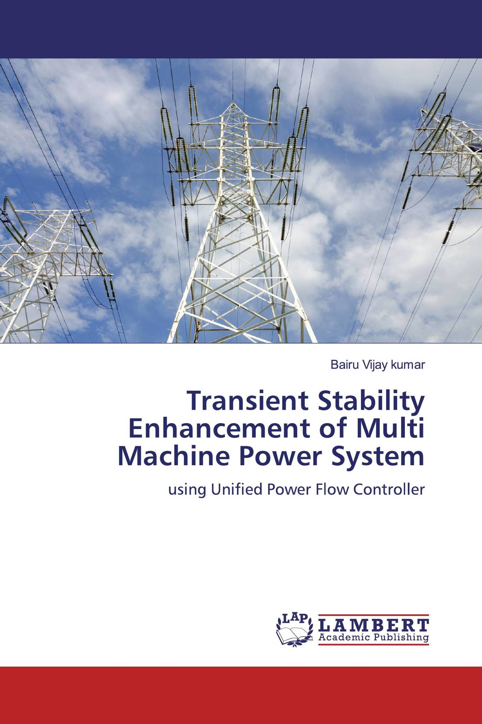 Transient Stability Enhancement of Multi Machine Power System