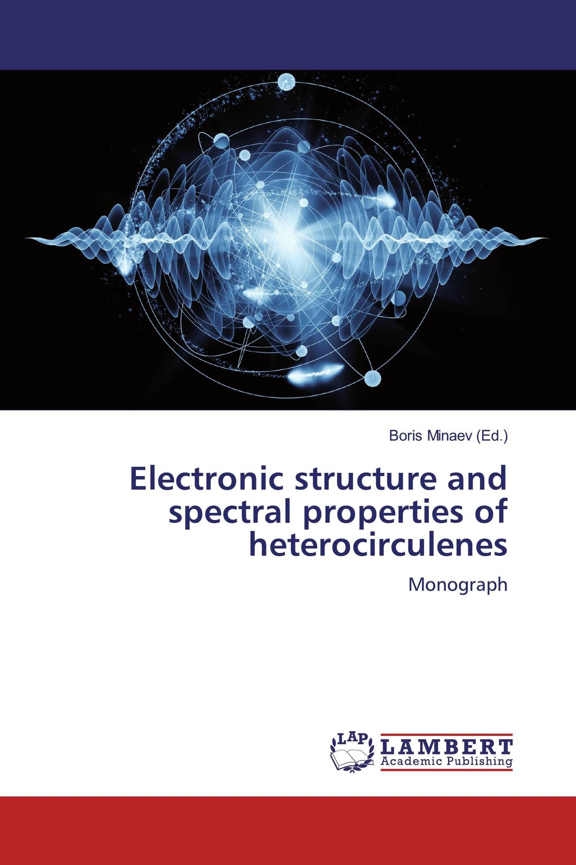 Electronic structure and spectral properties of heterocirculenes