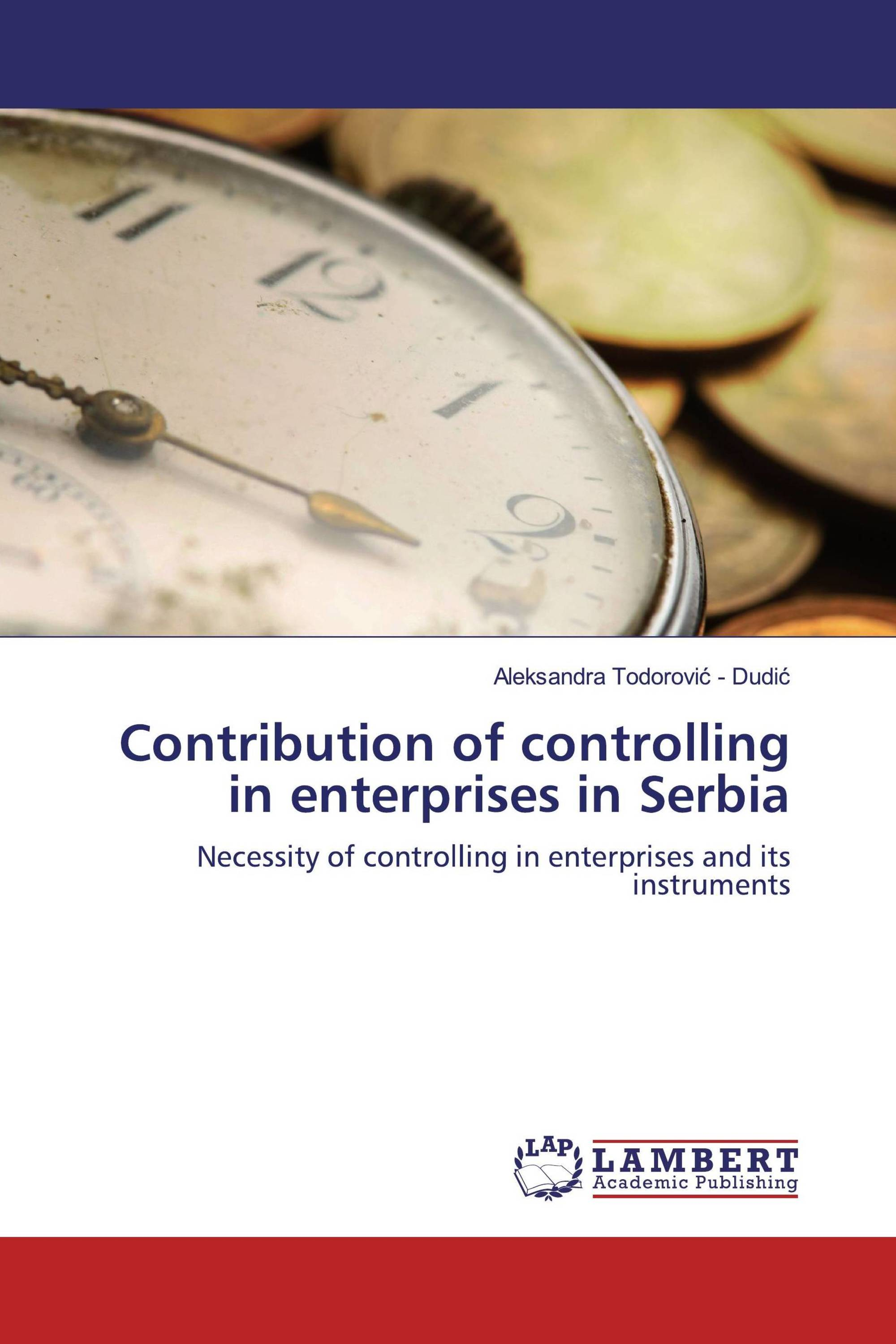 Contribution of controlling in enterprises in Serbia