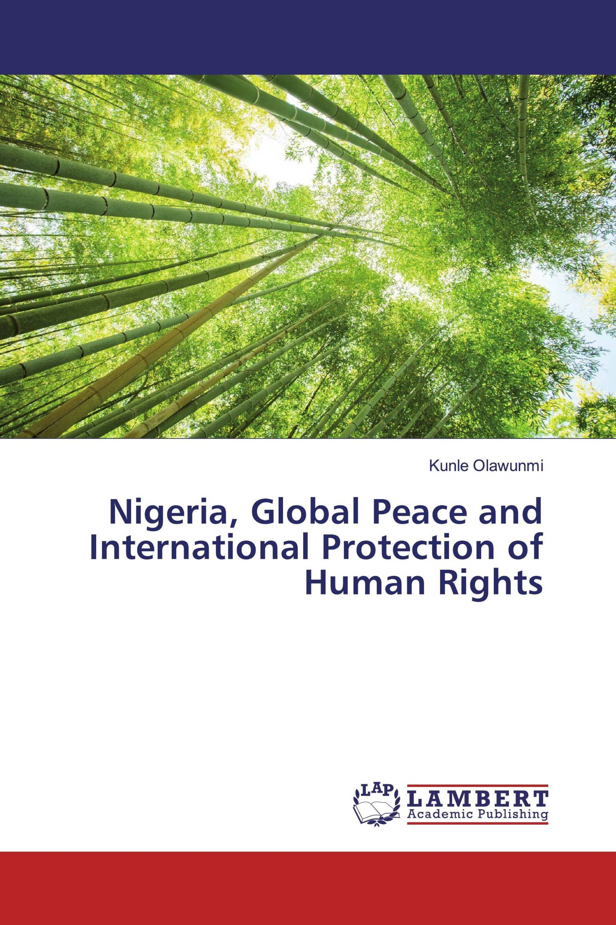 Nigeria, Global Peace and International Protection of Human Rights