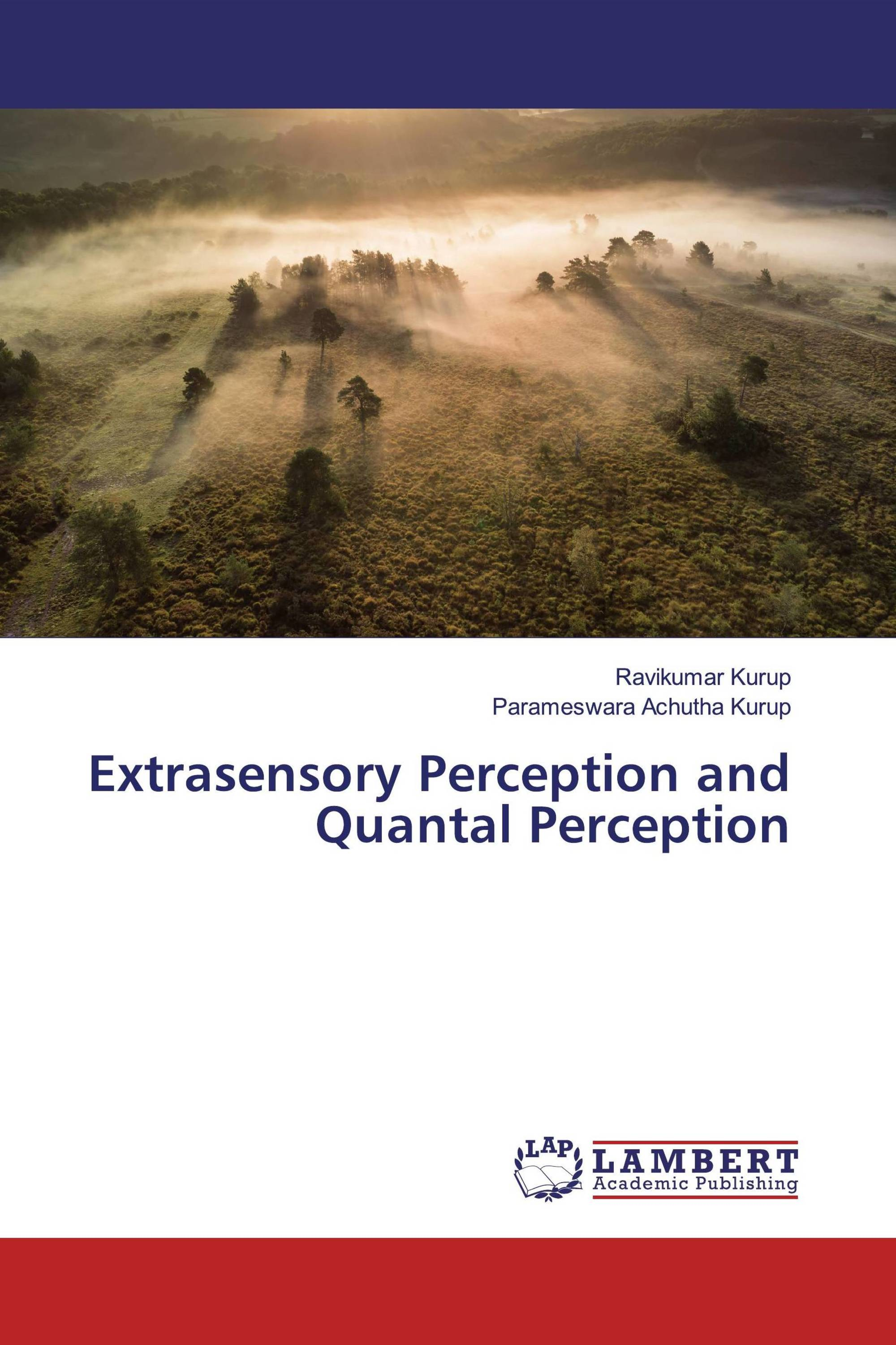 Extrasensory Perception and Quantal Perception