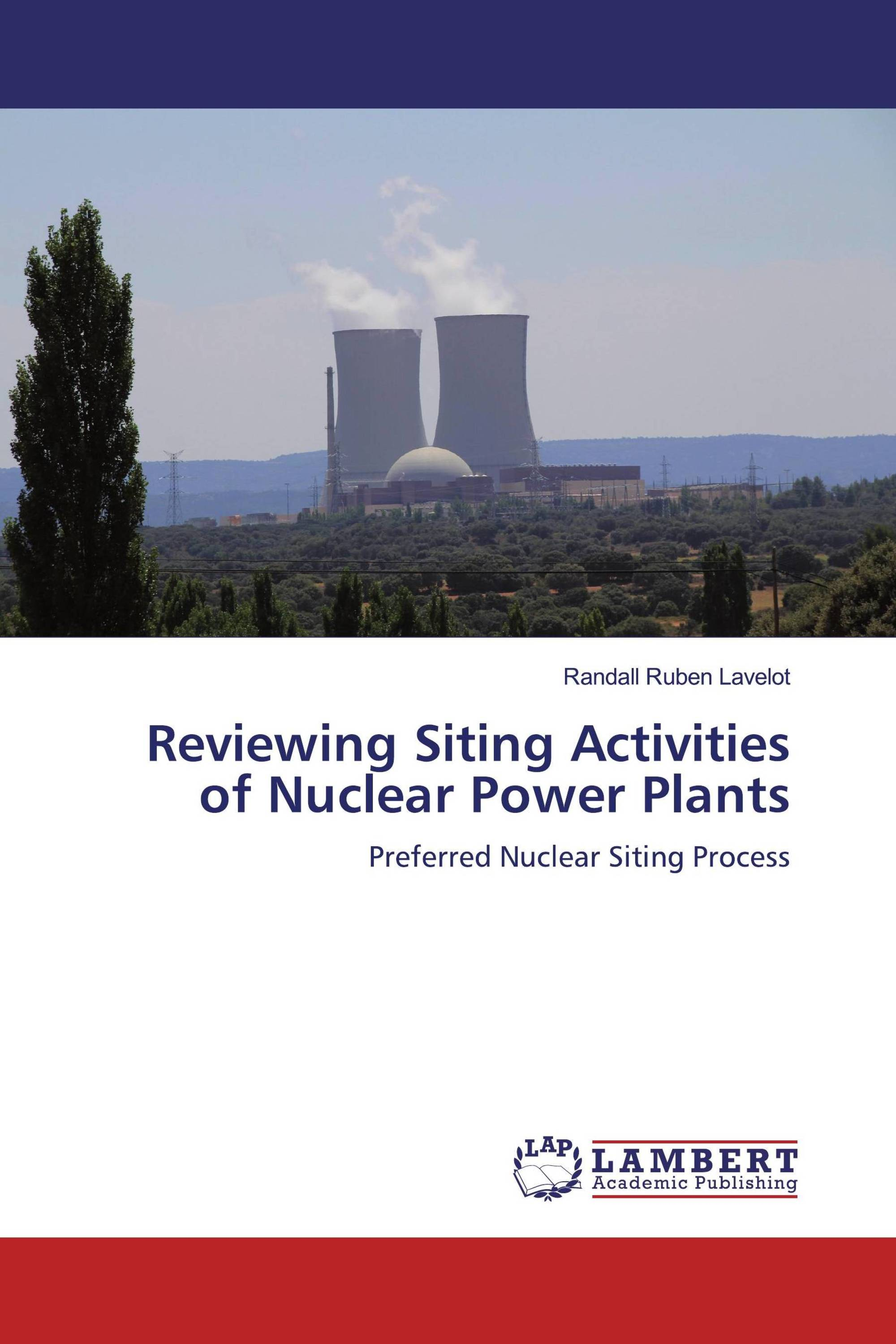 Reviewing Siting Activities of Nuclear Power Plants