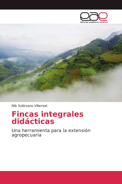 Fincas integrales didácticas