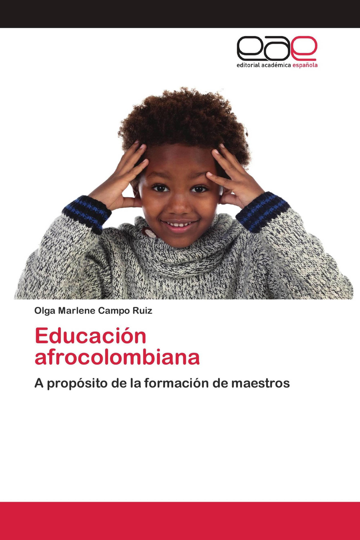 Educación afrocolombiana