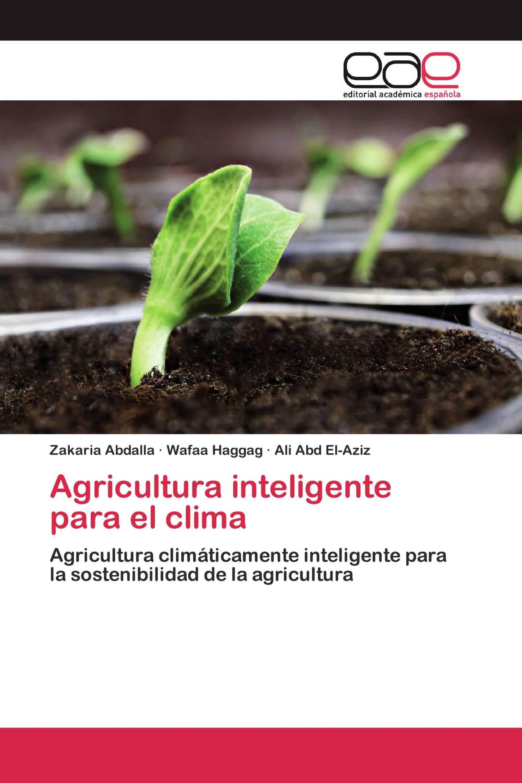 Agricultura inteligente para el clima