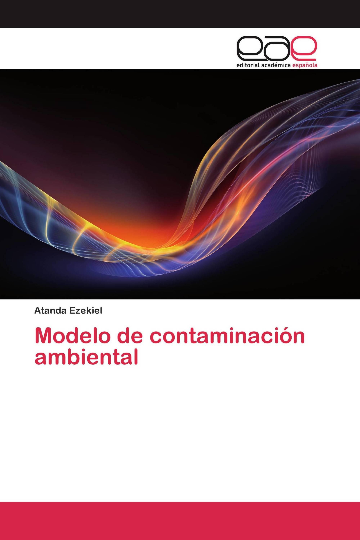Modelo de contaminación ambiental