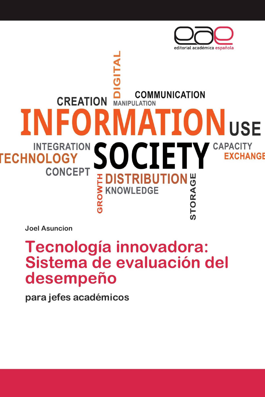 Tecnología innovadora: Sistema de evaluación del desempeño