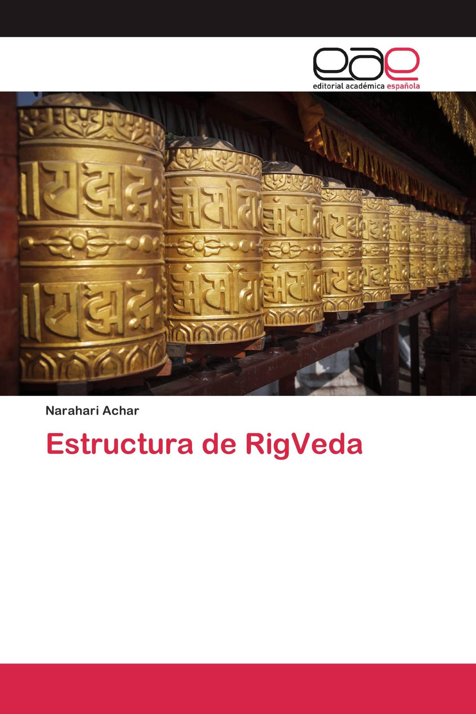 Estructura de RigVeda