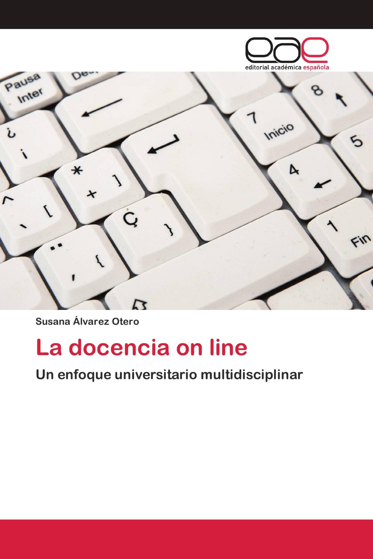 La docencia on line
