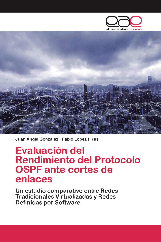 Evaluación del Rendimiento del Protocolo OSPF ante cortes de enlaces
